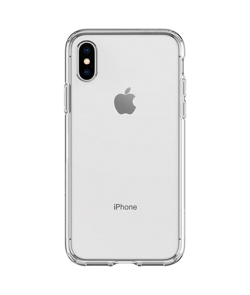 Spigen Crystal Flex Backcover iPhone X / Xs