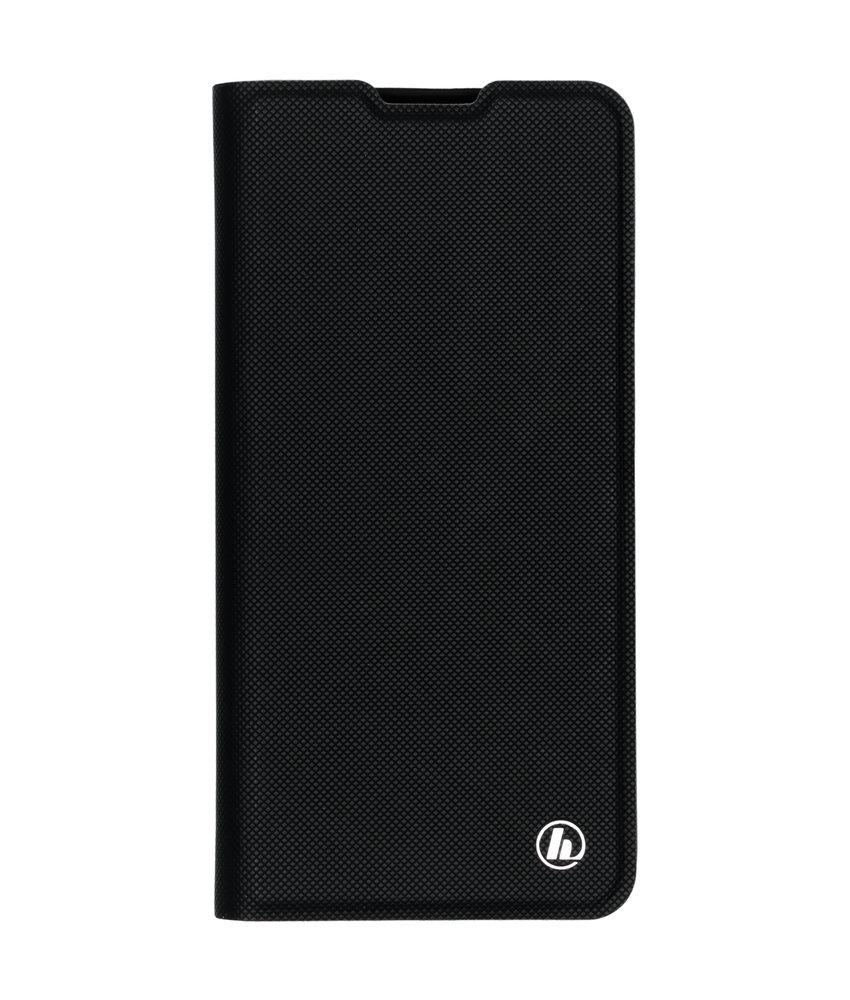 Hama Slim Pro Booktype Huawei Y6 (2019) - Zwart