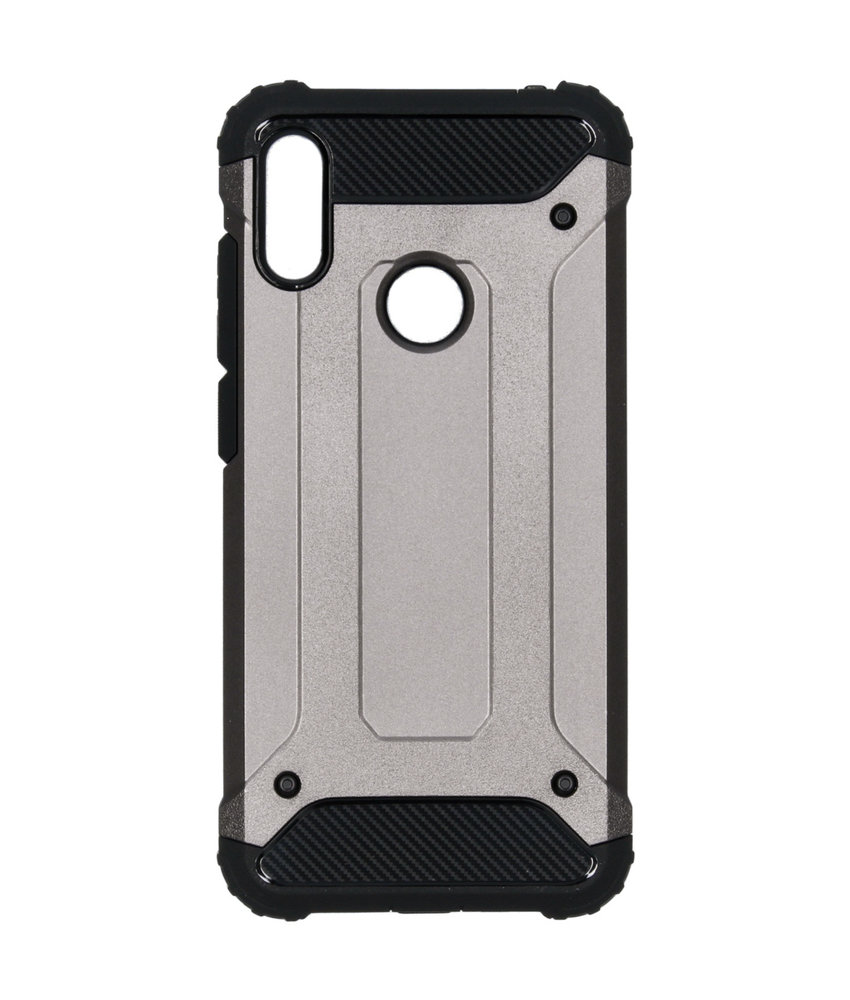 iMoshion Rugged Xtreme Backcover Huawei Y6 (2019) - Grijs