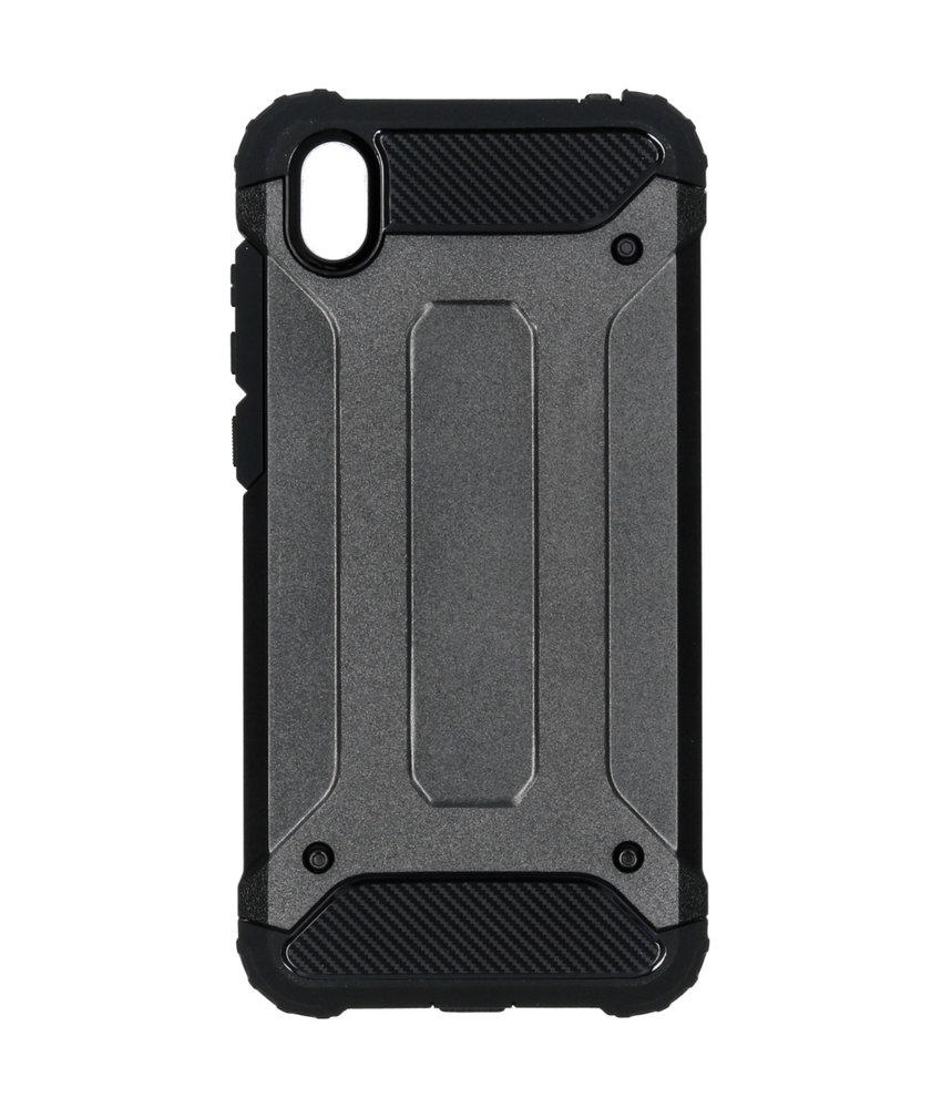 iMoshion Rugged Xtreme Backcover Huawei Y5 (2019) - Zwart