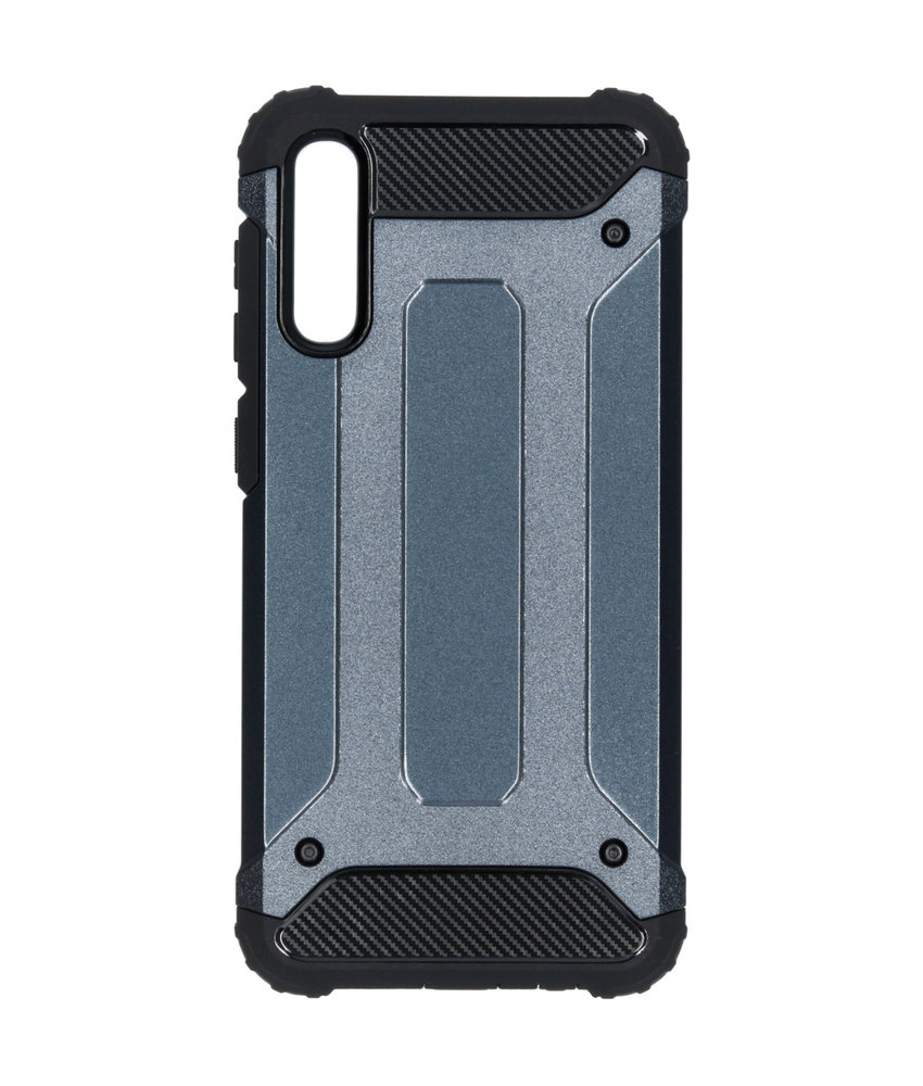 iMoshion Rugged Xtreme Backcover Samsung Galaxy A50 - Donkerblauw