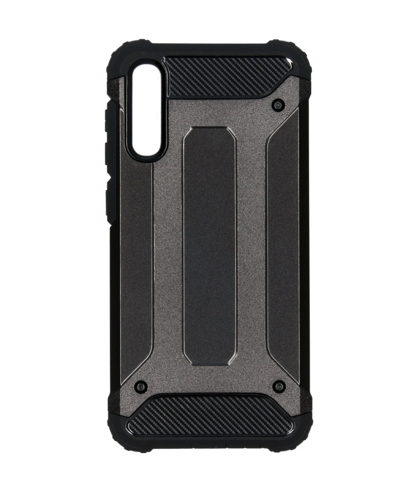iMoshion Rugged Xtreme Backcover Samsung Galaxy A50 - Zwart