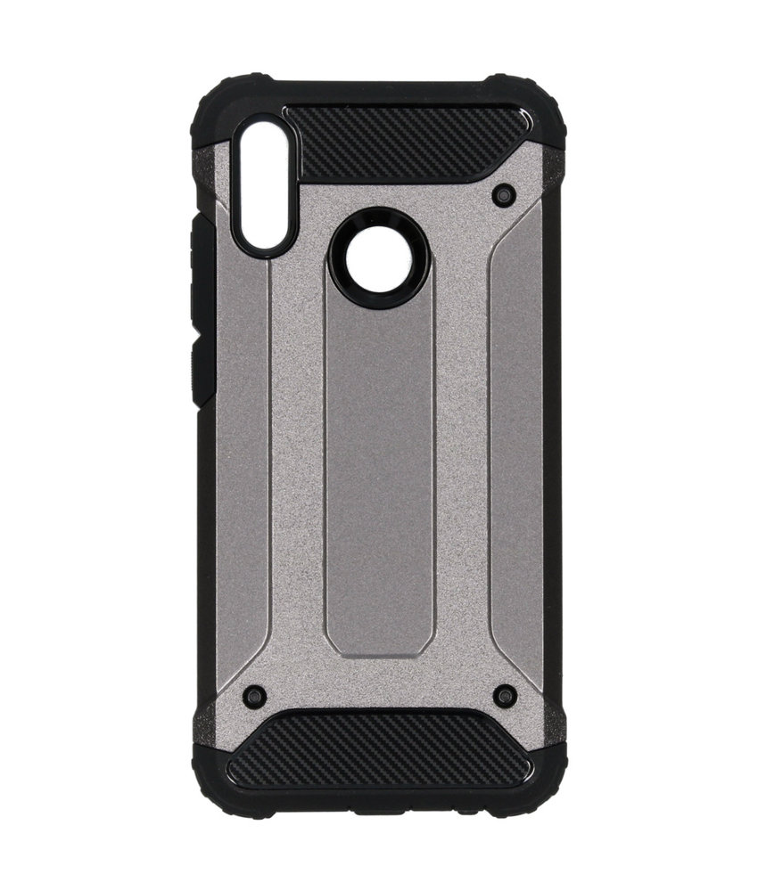 iMoshion Rugged Xtreme Backcover Huawei P Smart (2019) - Grijs