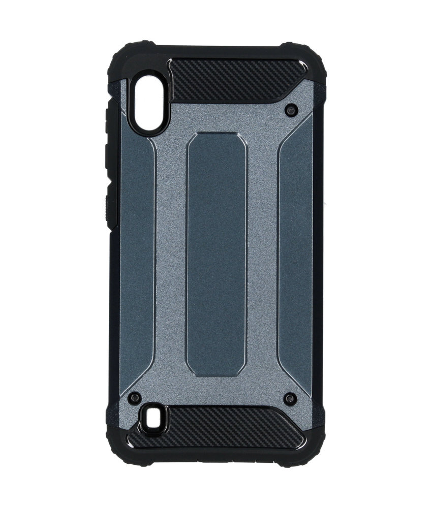 iMoshion Rugged Xtreme Backcover Samsung Galaxy A10 - Donkerblauw