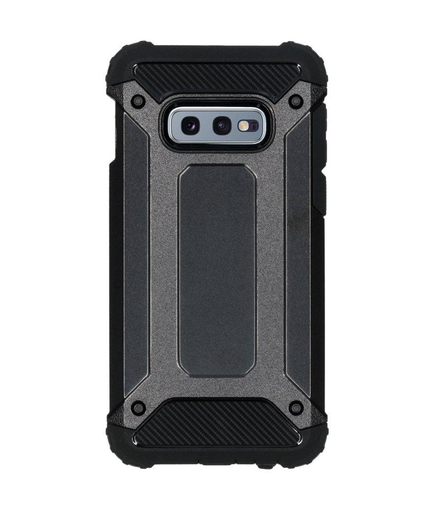 iMoshion Rugged Xtreme Backcover Samsung Galaxy S10e - Zwart