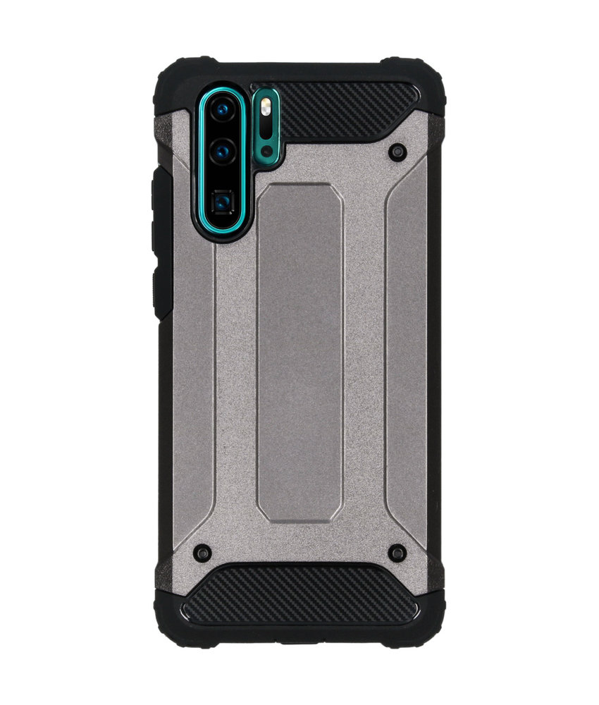 iMoshion Rugged Xtreme Backcover Huawei P30 Pro - Grijs
