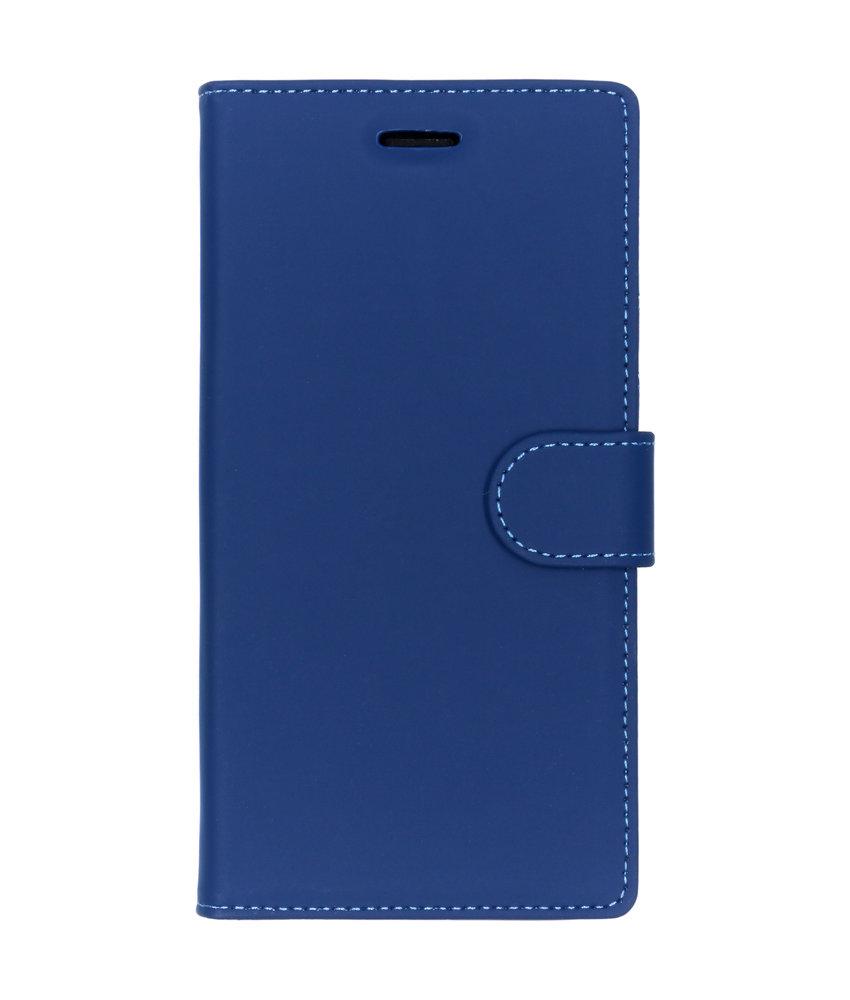Accezz Wallet Softcase Booktype Sony Xperia XZ Premium