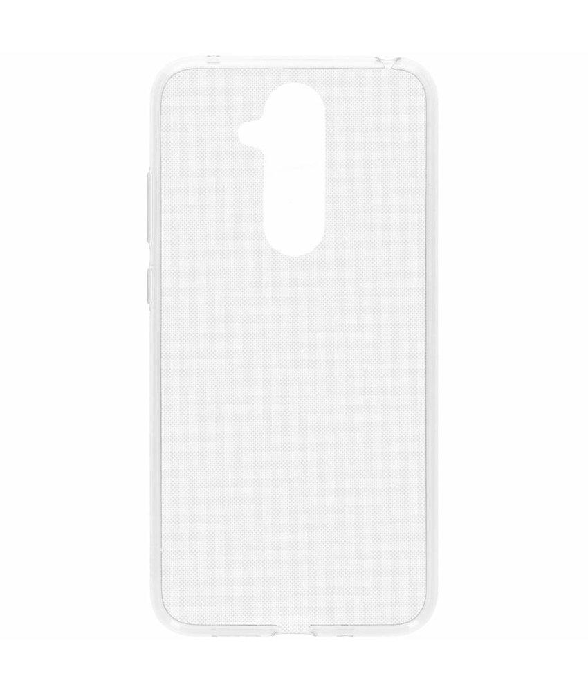 Nokia Clear Backcover Nokia 8.1