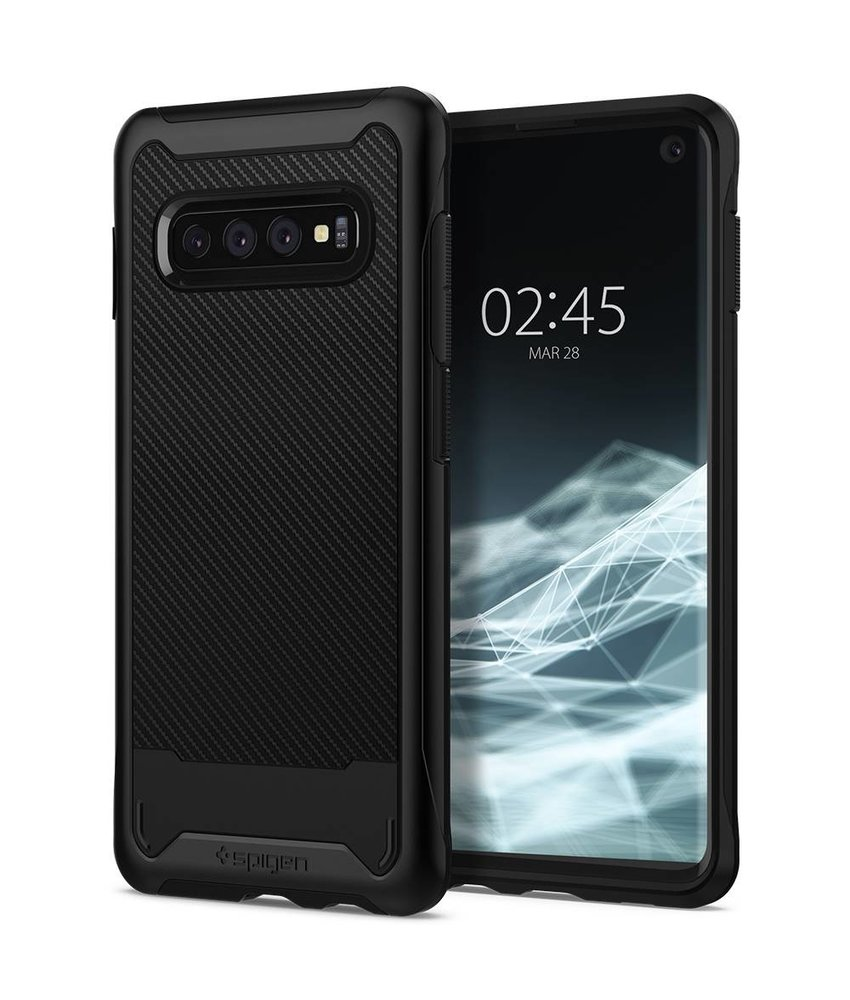 Spigen Hybrid NX Backcover Samsung Galaxy S10 Plus