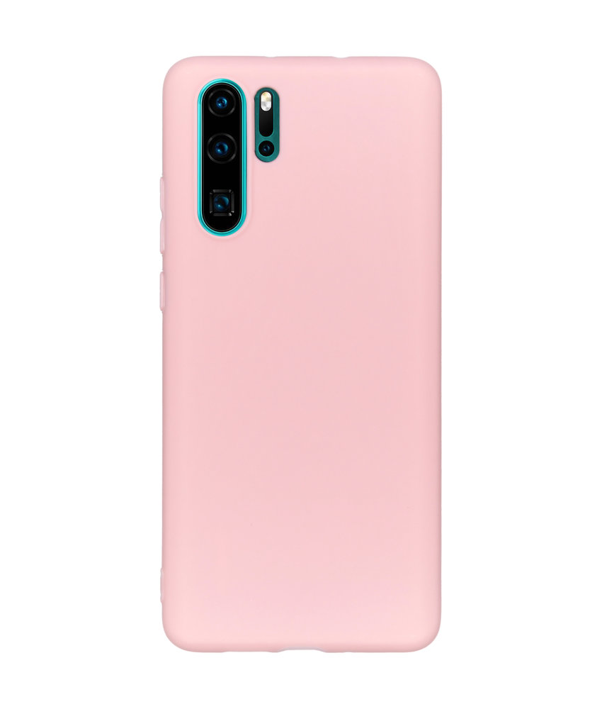 iMoshion Color Backcover Huawei P30 Pro - Roze