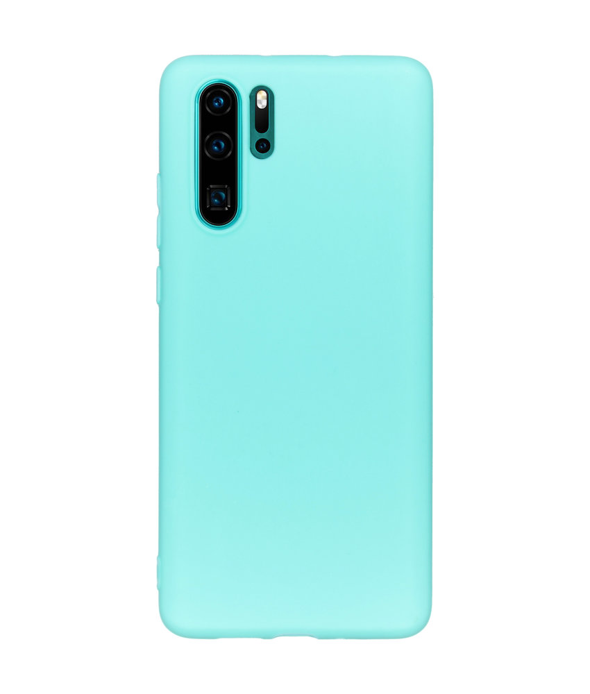 iMoshion Color Backcover Huawei P30 Pro - Mintgroen
