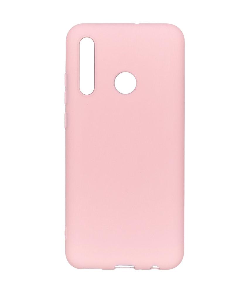 iMoshion Color Backcover Huawei P Smart Plus (2019) - Roze