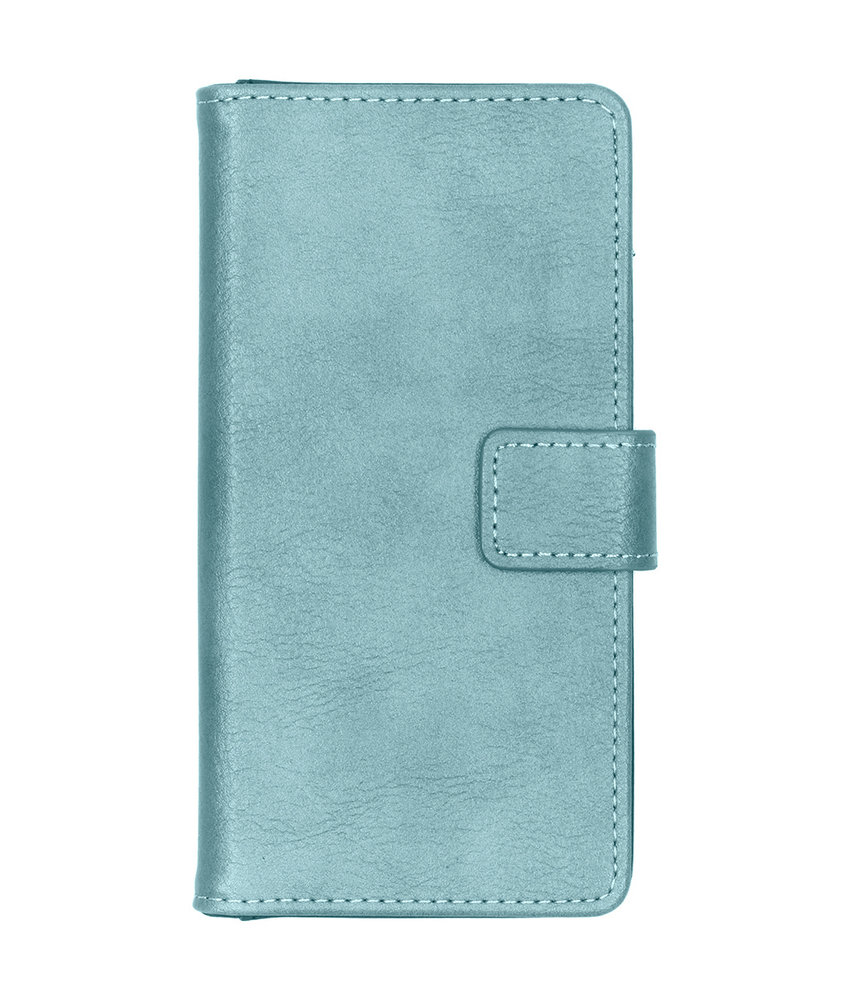 iMoshion Luxe Booktype Samsung Galaxy A40 - Lichtblauw