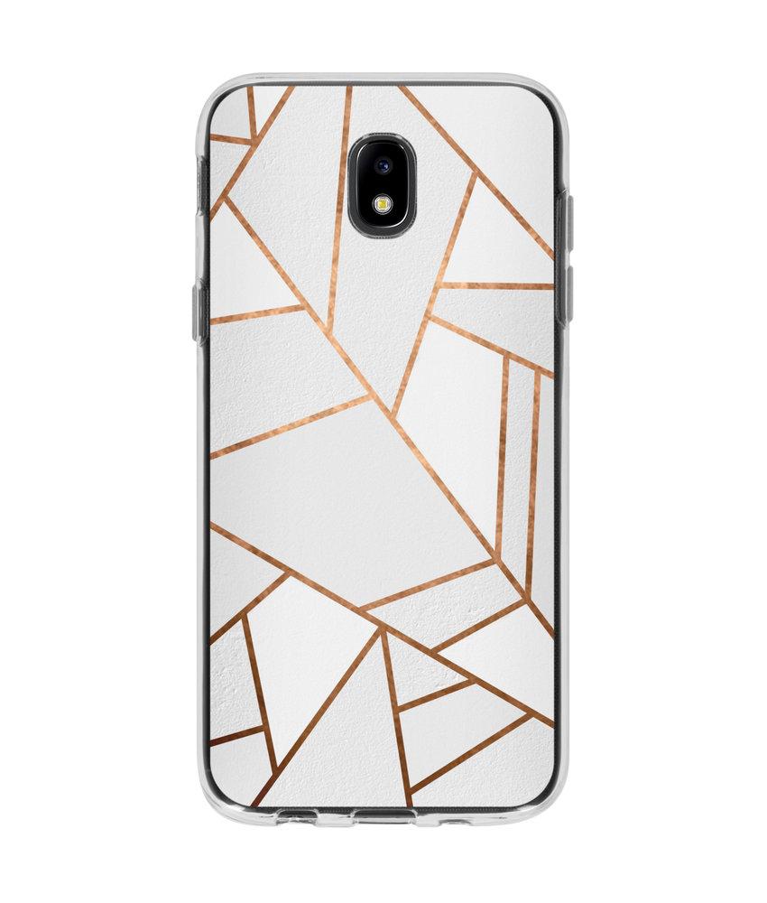 Accezz Design Siliconen Backcover Samsung Galaxy J5 (2017)