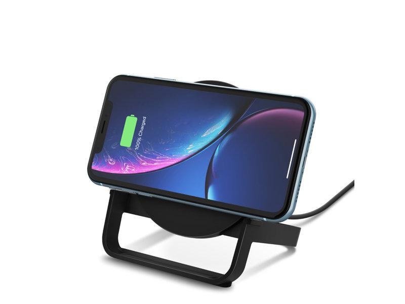 Belkin Boost↑Up™ Wireless Charging Stand + AC Adapter - 10W - Zwart
