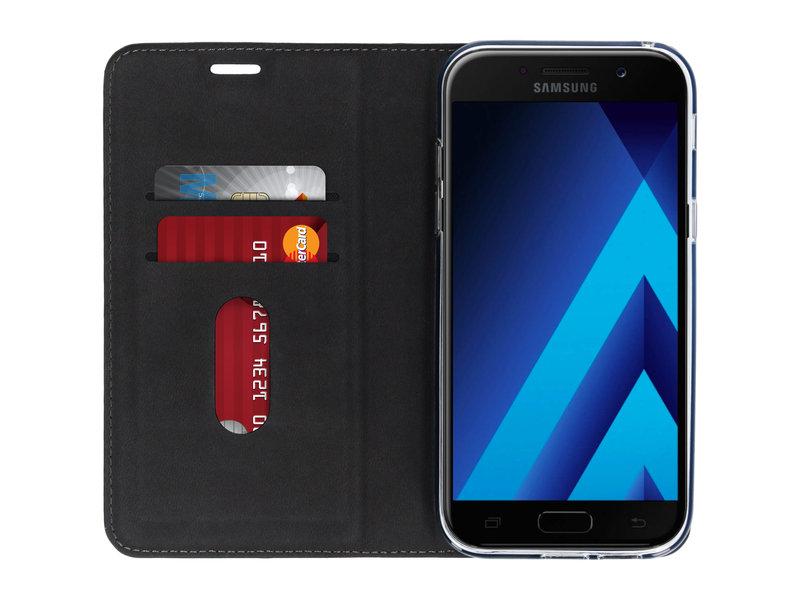 Samsung Galaxy A5 (2017) hoesje - Accezz Design Siliconen Booktype