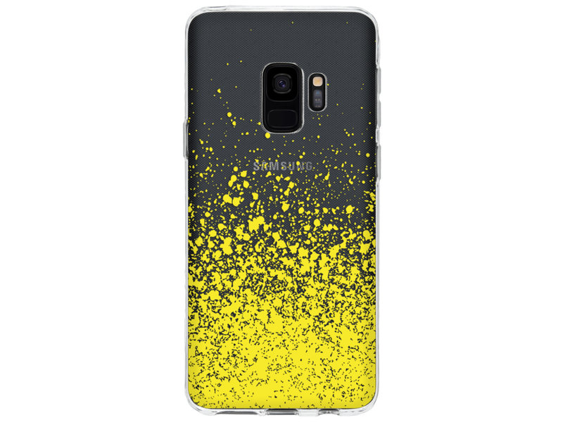 Samsung Galaxy S9 hoesje - Design Backcover voor de
