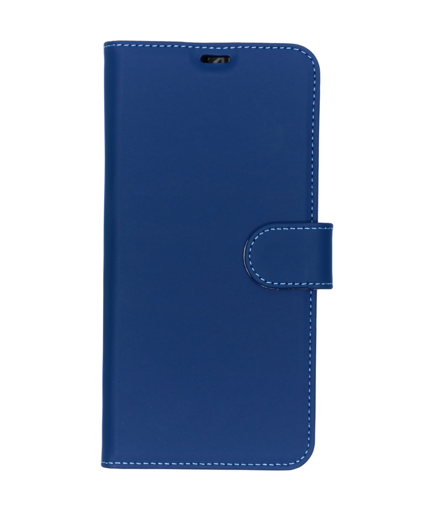 Accezz Wallet Softcase Booktype Huawei P Smart Z - Blauw