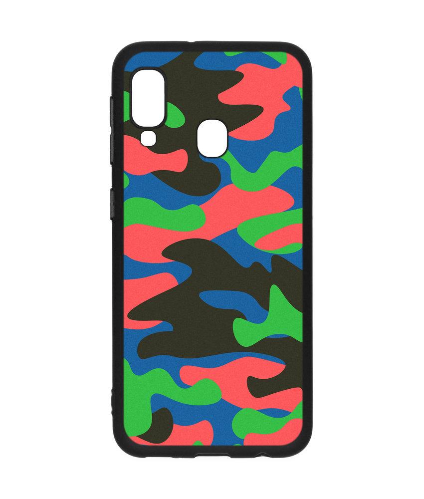 Design Backcover Samsung Galaxy A20e