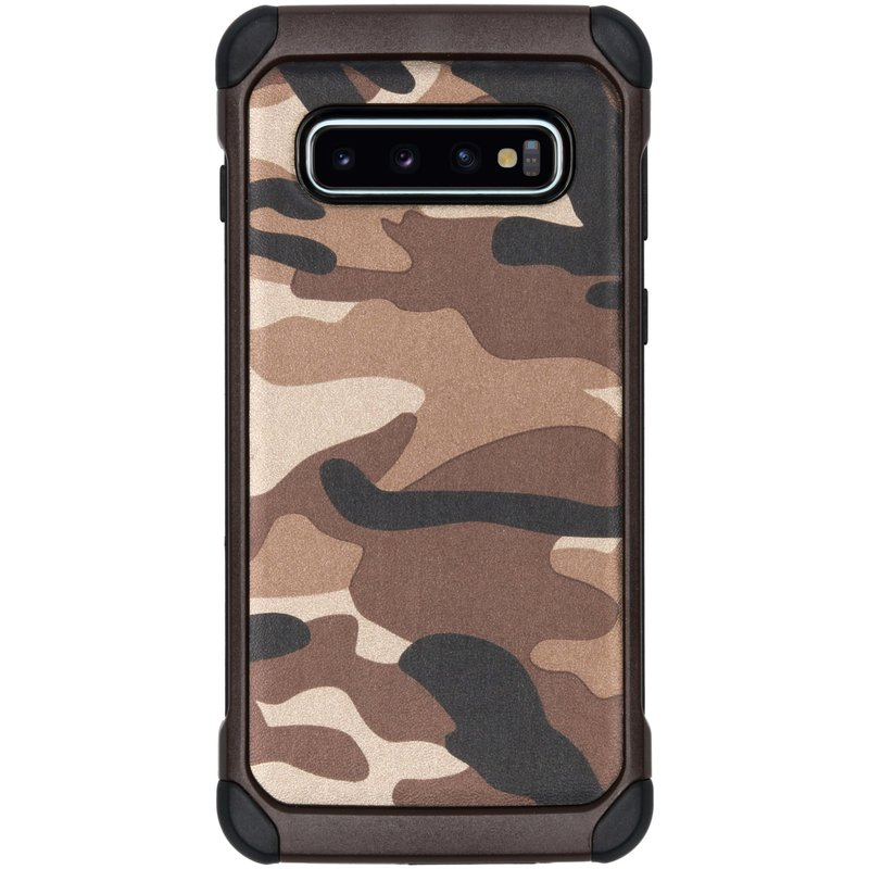 Army Defender Backcover Samsung Galaxy S10