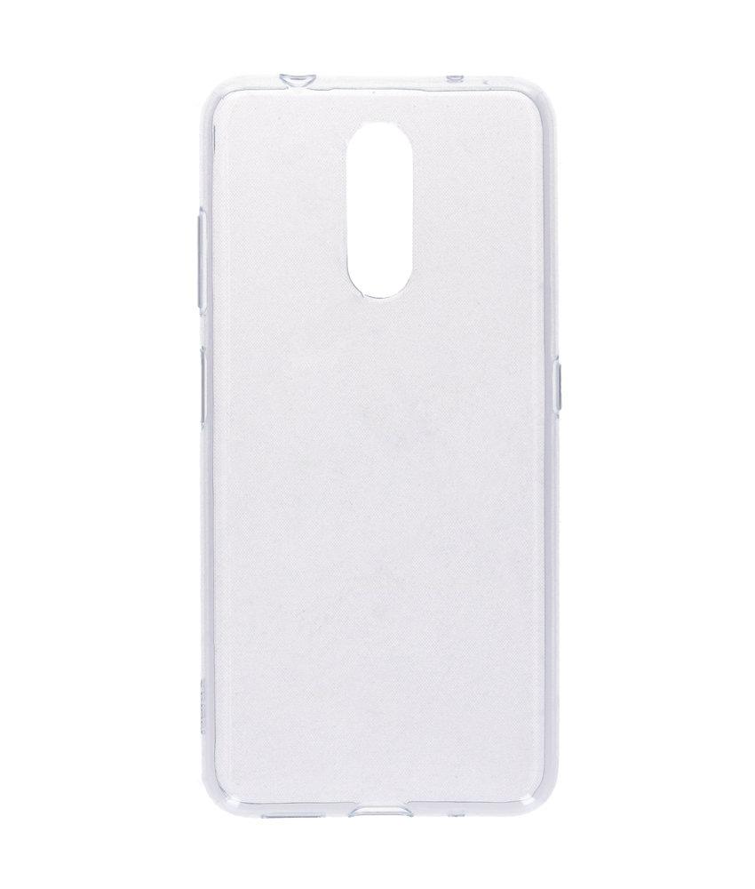 Nokia Clear Backcover Nokia 3.2 - Transparant