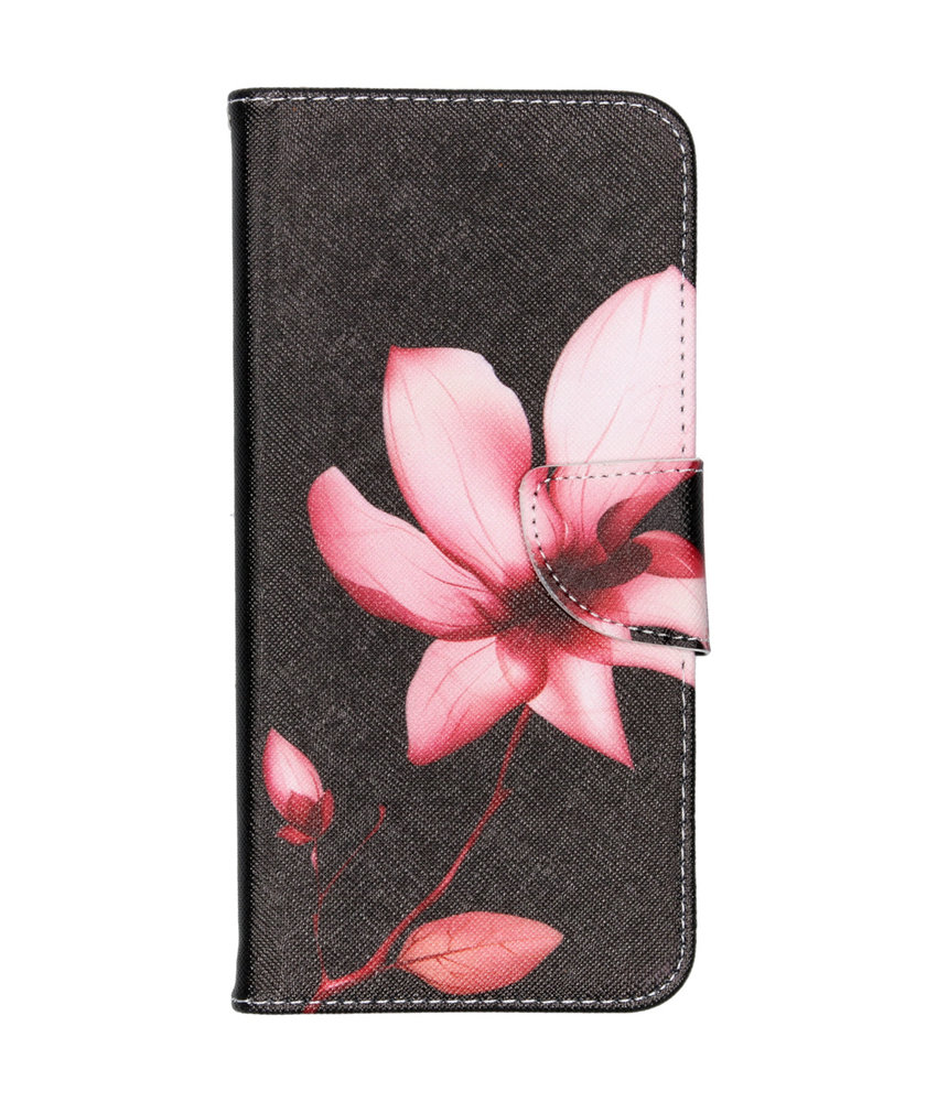 Design Softcase Booktype Huawei P Smart Z