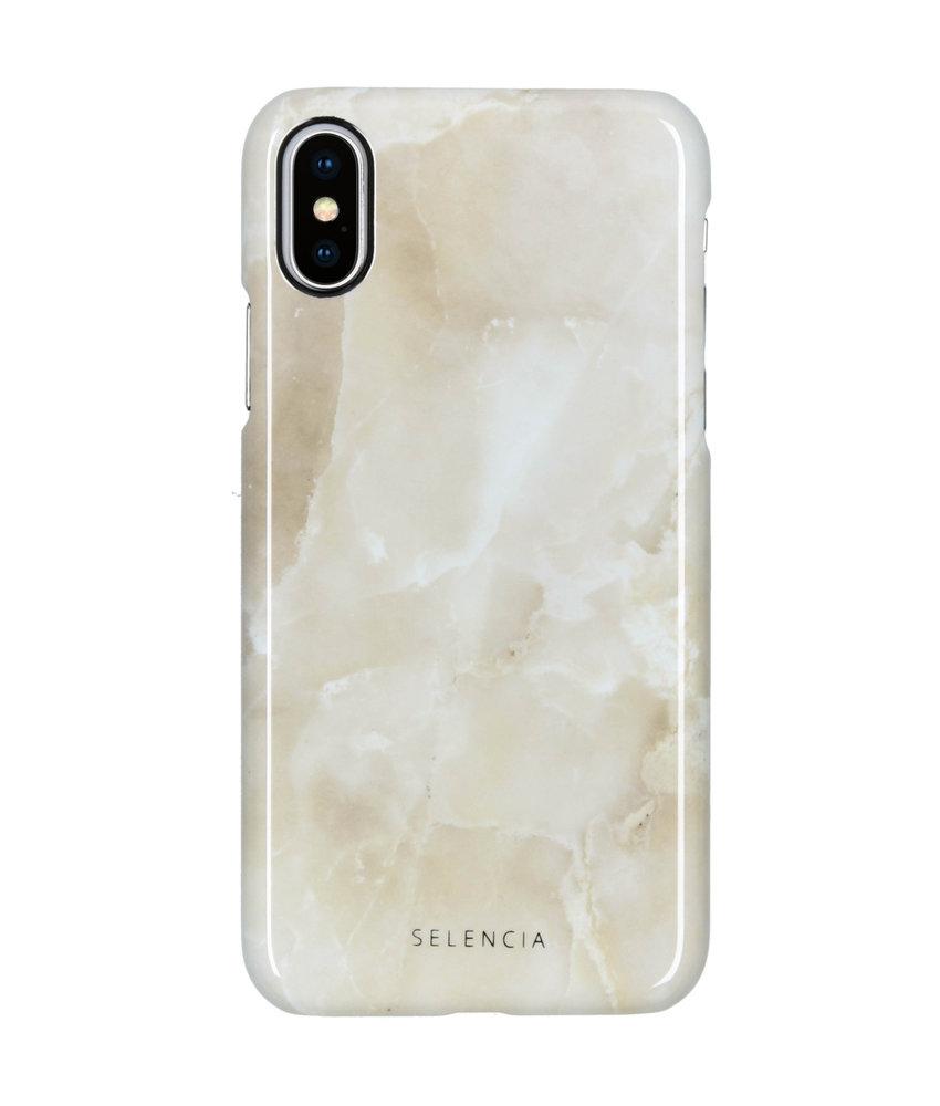 Selencia Design Hardcase Backcover iPhone Xs / X