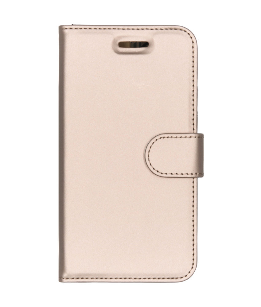 Accezz Wallet Softcase Booktype Motorola Moto G5