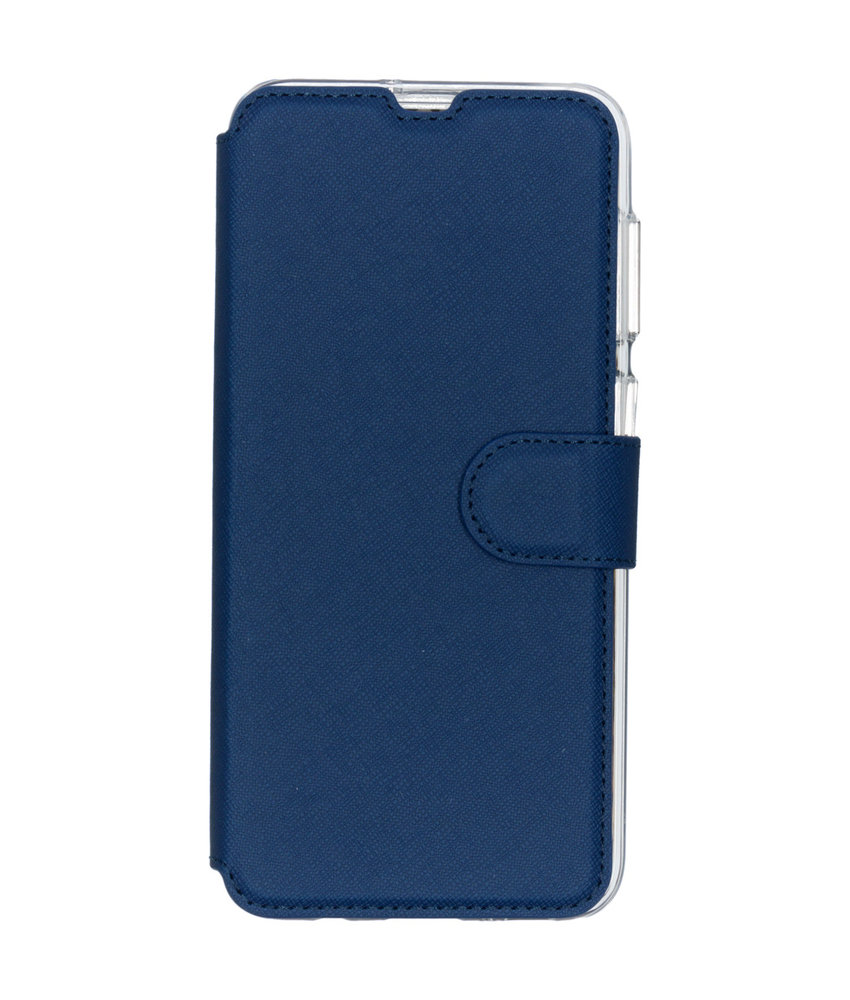Accezz Xtreme Wallet Booktype Samsung Galaxy A50 / A30s - Blauw