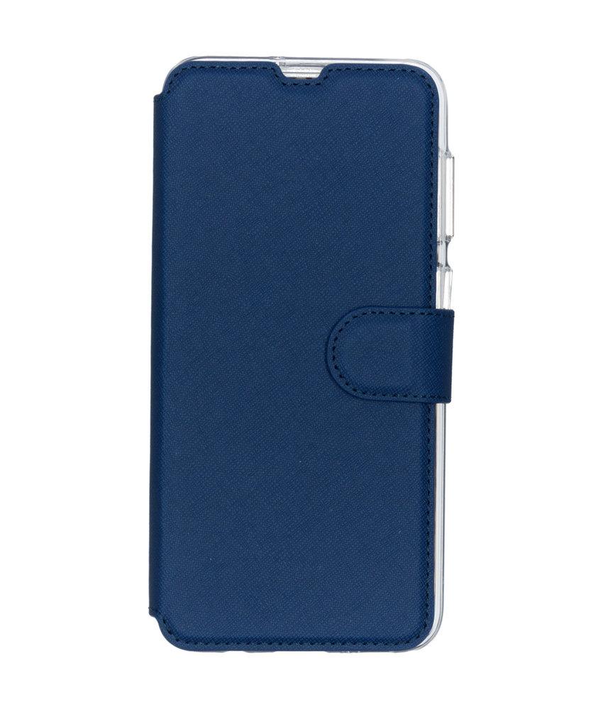 Accezz Xtreme Wallet Booktype Samsung Galaxy A50 - Blauw