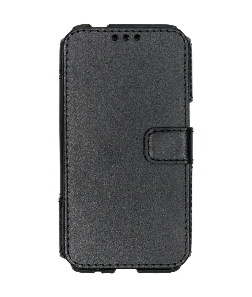 Valenta Booklet Smart Samsung Galaxy Core Prime - Black
