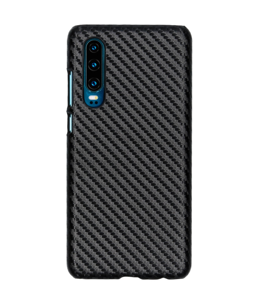 Carbon Hardcase Backcover Huawei P30