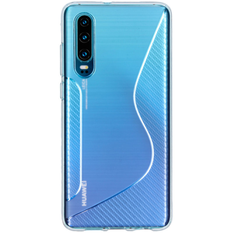 S-line Backcover Huawei P30