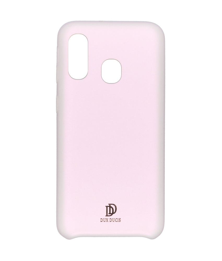 Dux Ducis Skin Lite Backcover Samsung Galaxy A40 - Roze