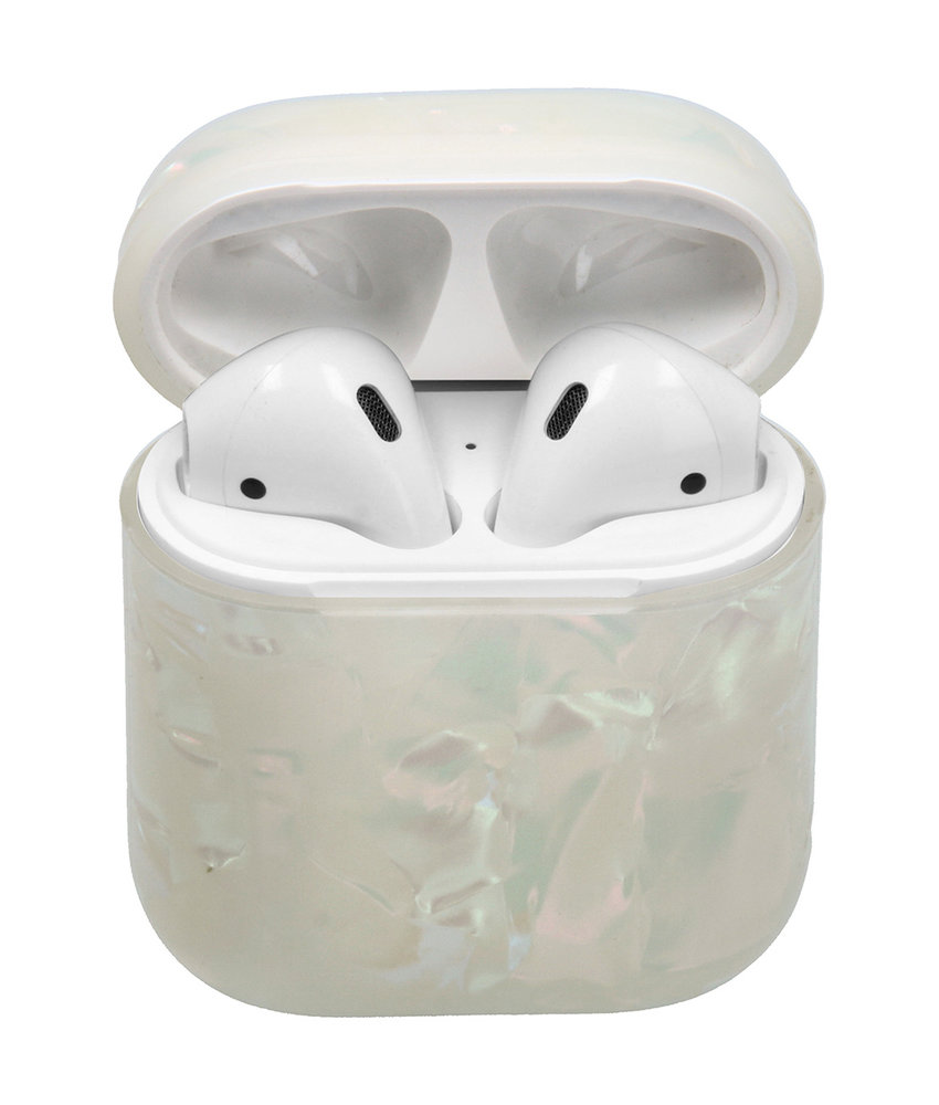 Siliconen Case voor AirPods - Holographic