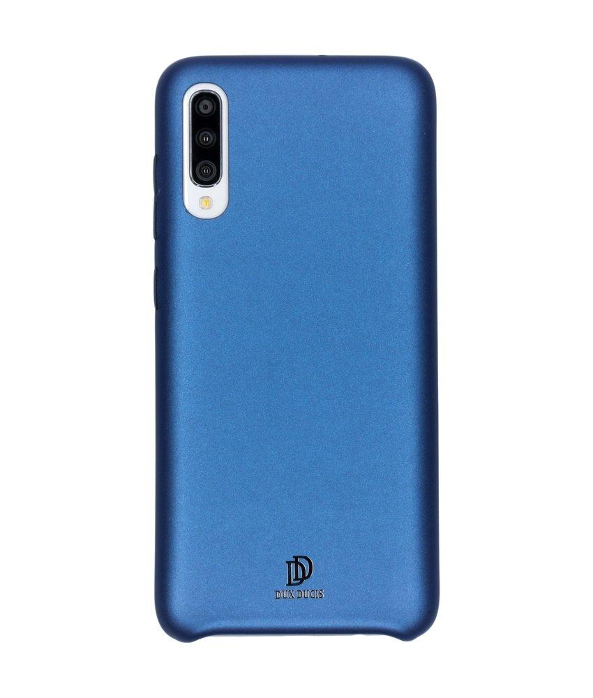 Dux Ducis Skin Lite Backcover Samsung Galaxy A70 - Blauw