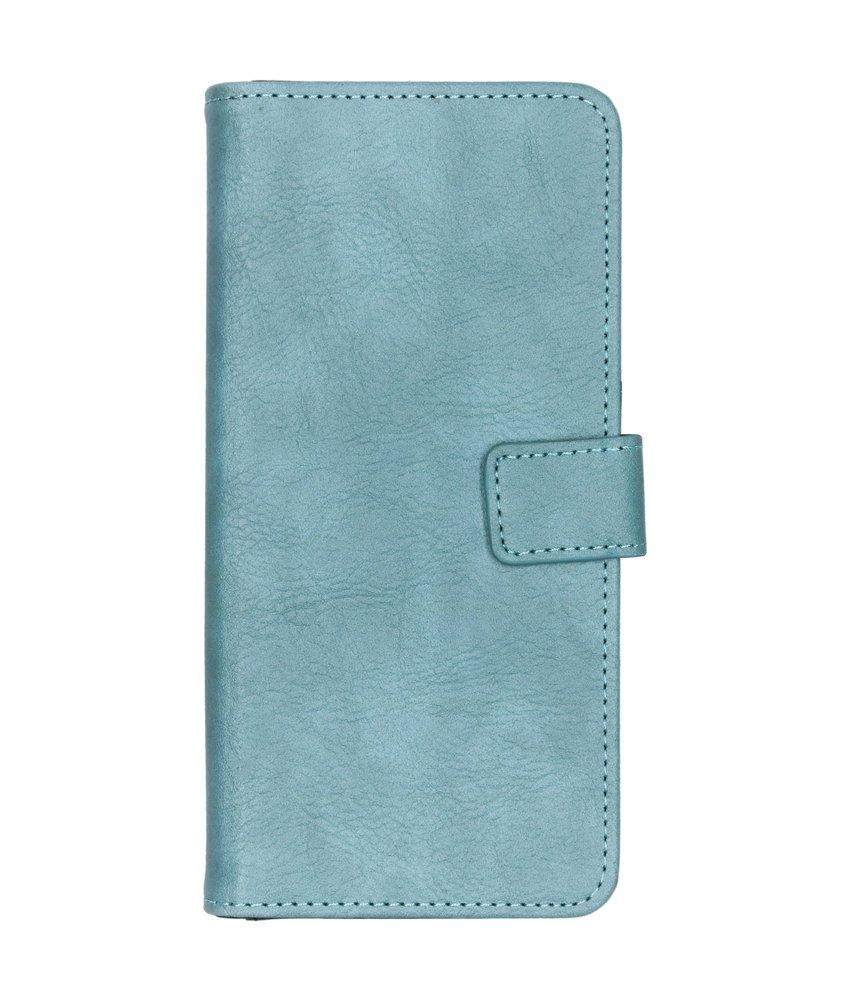 iMoshion Luxe Booktype Samsung Galaxy J4 Plus - Lichtblauw
