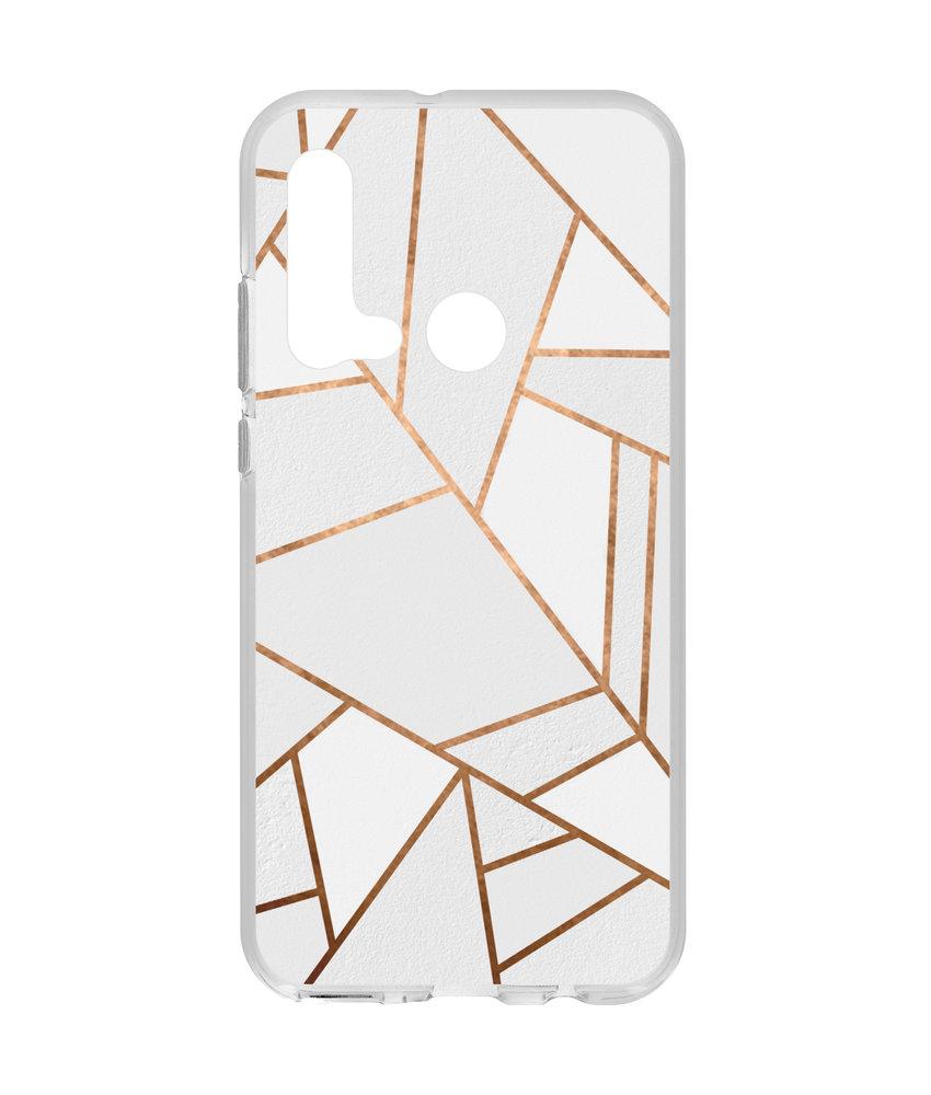 Design Backcover Huawei P20 Lite (2019)