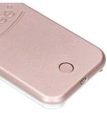 LuMee Lighted Hardcase Backcover voor de iPhone 6 / 6s - Rosé Goud