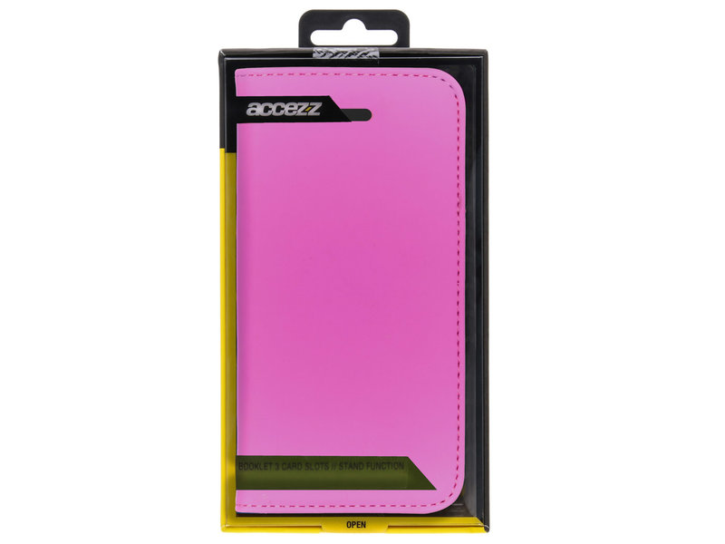 Samsung Galaxy S7 hoesje - Accezz Wallet Softcase Booktype