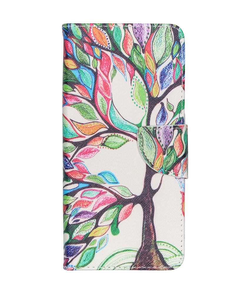 Design Softcase Booktype Huawei P30 Pro
