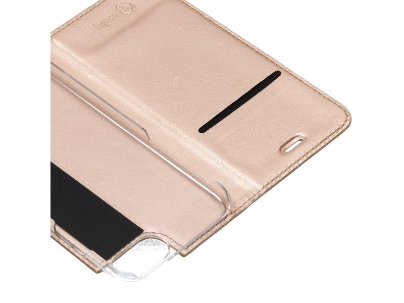 Celly Air Case voor de iPhone 8 / 7 - Goud