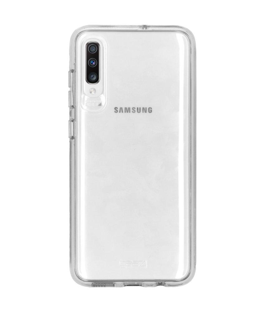 Gear4 Crystal Palace Backcover Samsung Galaxy A70 - Transparant