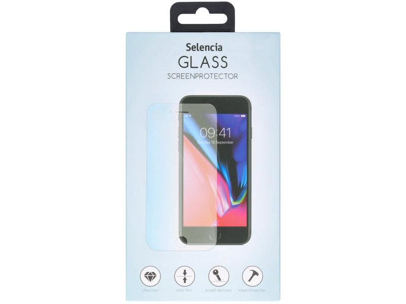 Selencia Gehard Glas Screenprotector voor de LG Q60