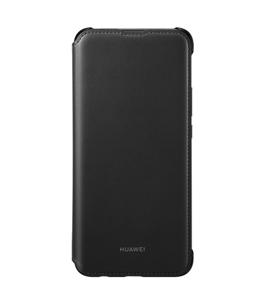 Huawei Wallet Booktype Huawei P Smart Z - Zwart
