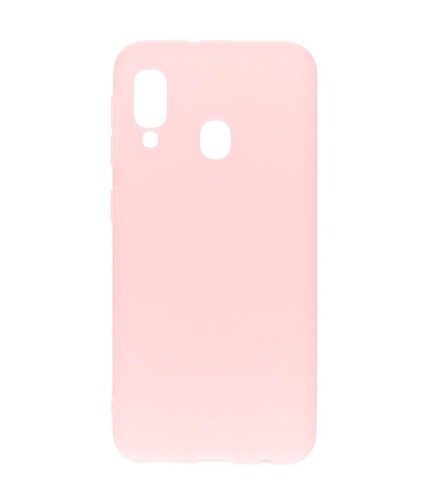 iMoshion Color Backcover Samsung Galaxy A20e - Roze