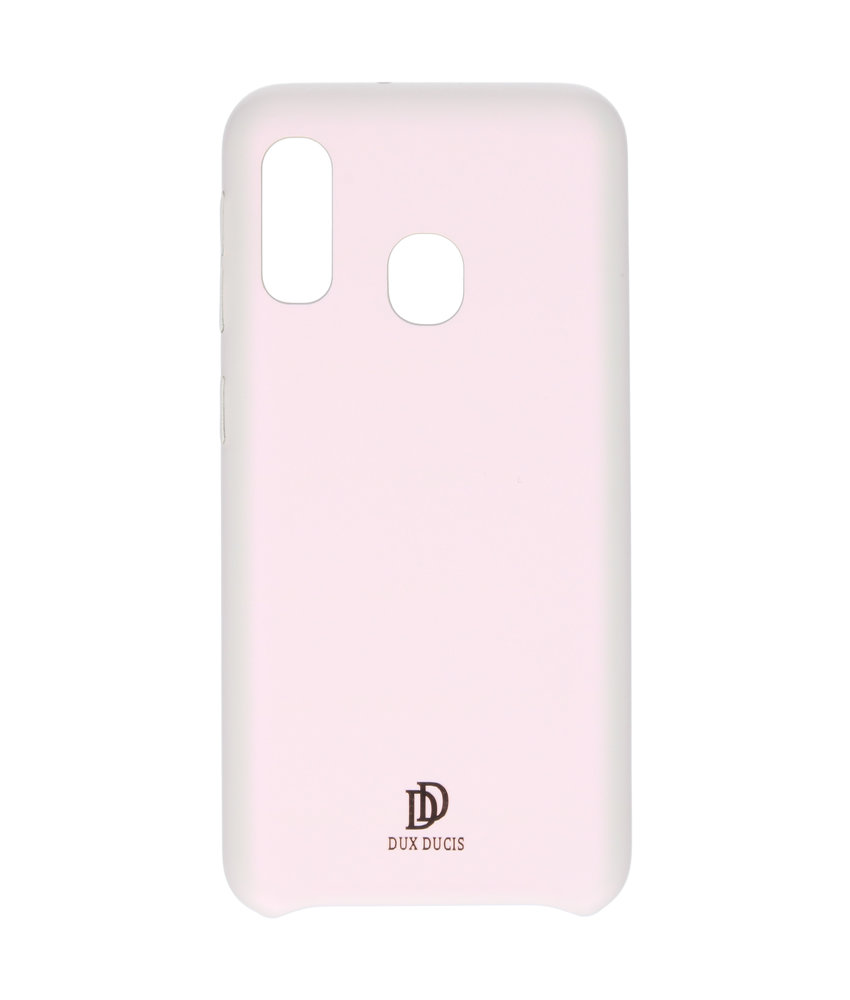 Dux Ducis Skin Lite Backcover Samsung Galaxy A20e - Roze