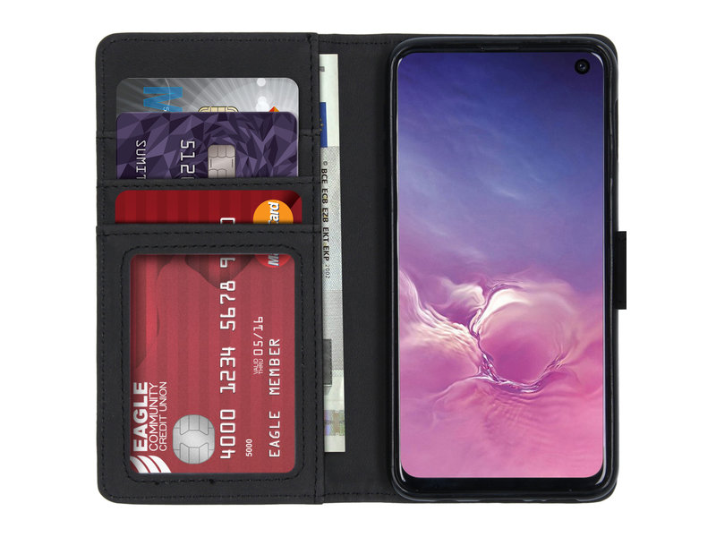 Samsung Galaxy S10e hoesje - iMoshion Luxe Booktype voor