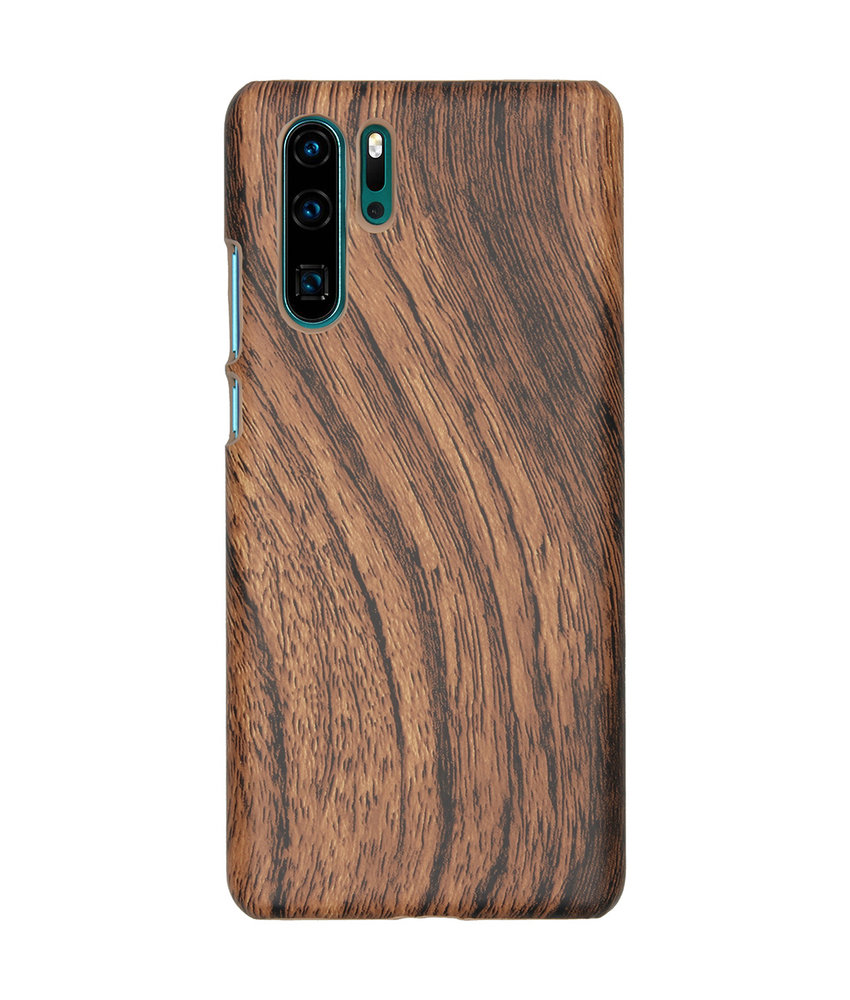 Hout Design Backcover Huawei P30 Pro