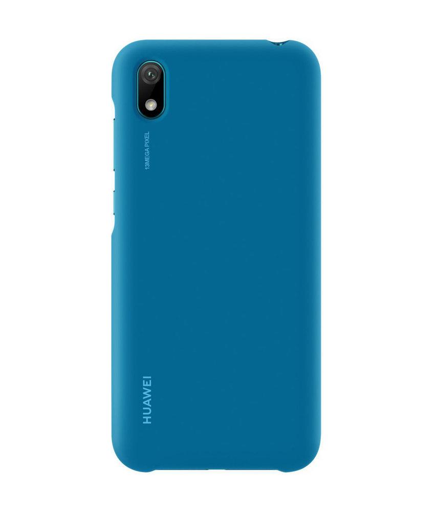 Huawei PC Backcover Huawei Y5 (2019) - Blauw